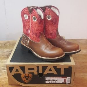 Ariat Fatbaby Starstruck boots